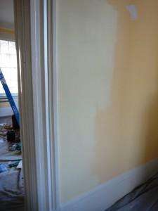Hallway Paint Sample