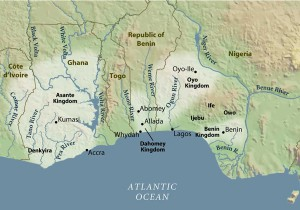 Guinea Coast, 1600-1800 A.D.