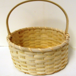 Double Bottom Apple Basket