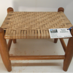 Weaving Bottom of a Stool
