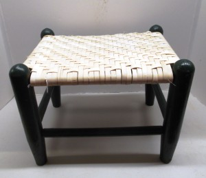 chair or stool weave