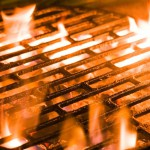 grill flames